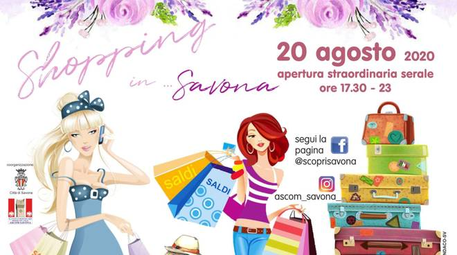 Shopping in Savona