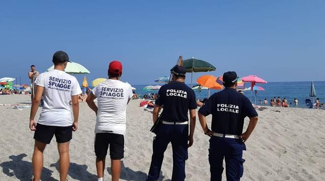 spiagge sicure covid
