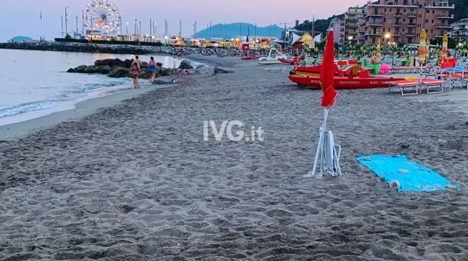 spiaggia borghetto