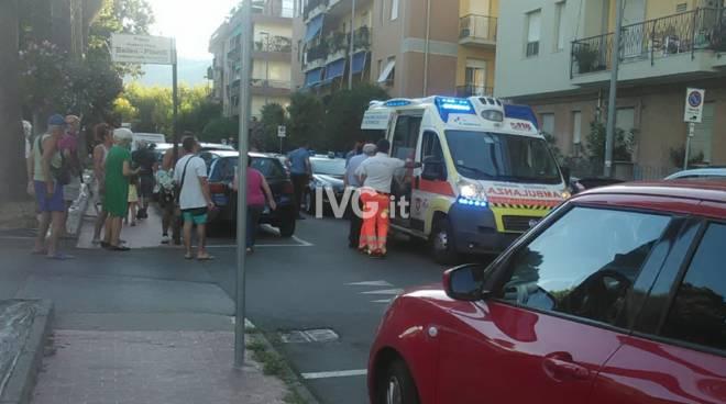 Tentato suicidio Albenga