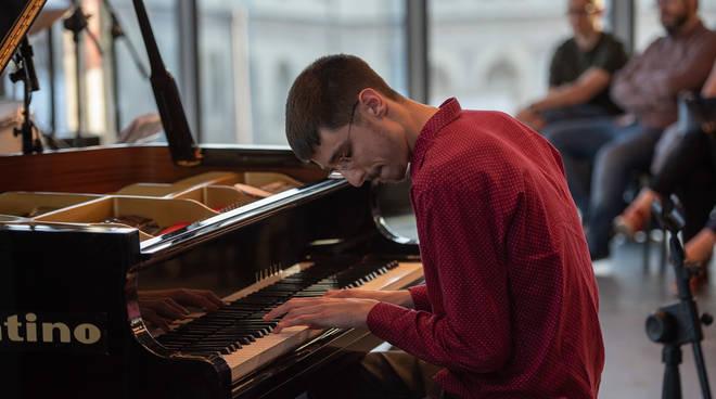Tommaso Perazzo pianista jazz