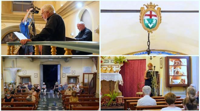 Varazze festeggiamenti san Donato 2020