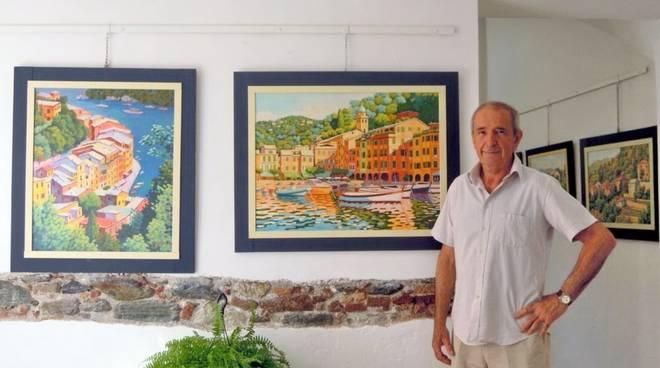 Varazze mostra Ghiglione