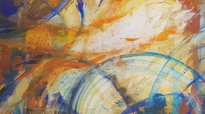 Albenga mostra d'arte Maria Fausta Pansera sede UCAI