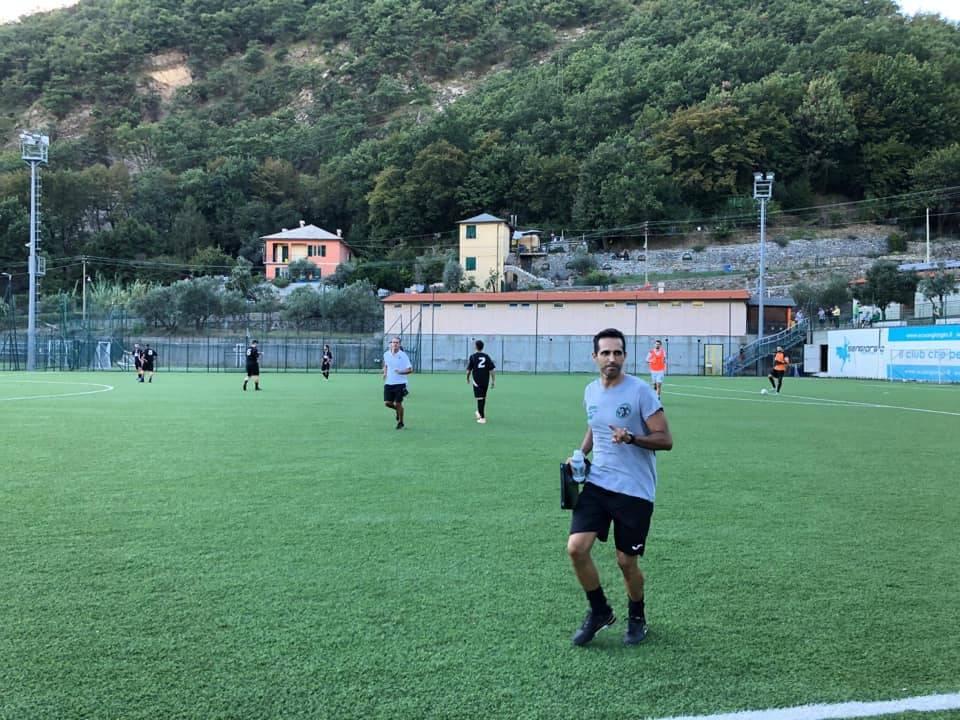 Angelo Baiardo contro Marassi