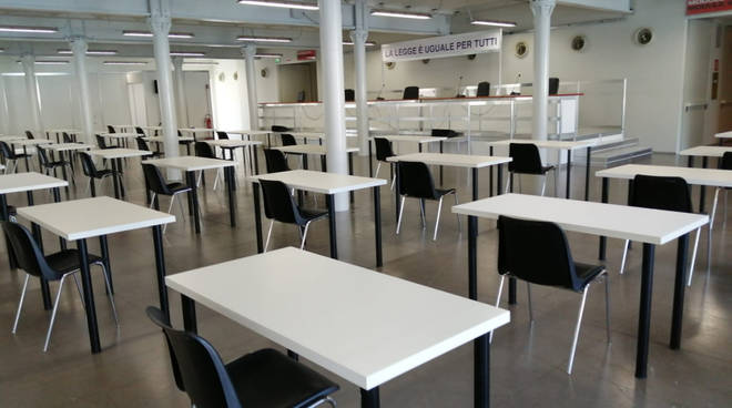 aula tribunale magazzini del cotone