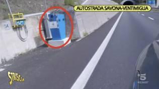 autovelox a10 striscia la notizia capitan ventosa