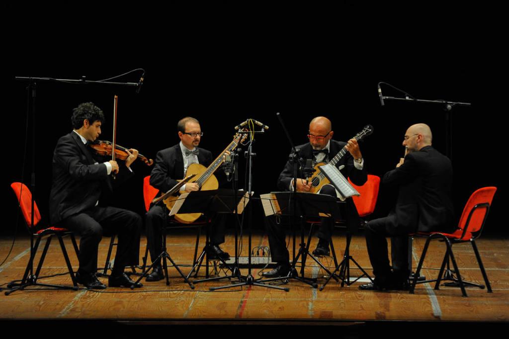 Camerata Musicale Ligure quartetto