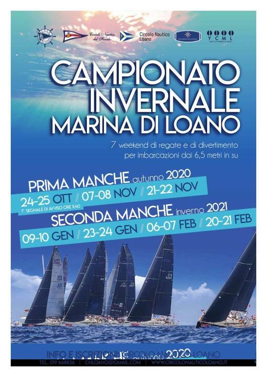 Campionato Invernale Marina di Loano