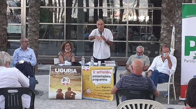 candidati Pd Loano