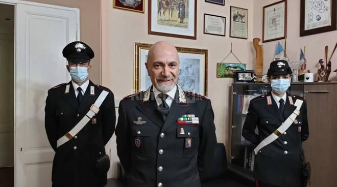 carabinieri imperia
