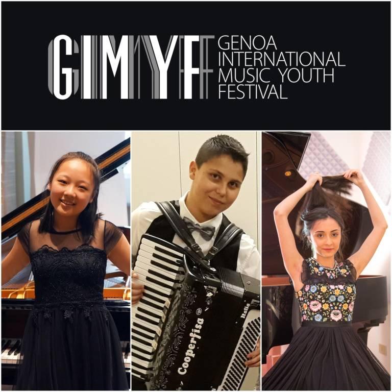 Martedì 22 settembre primo appuntamento autunnale per Genoa International Music Youth Festival