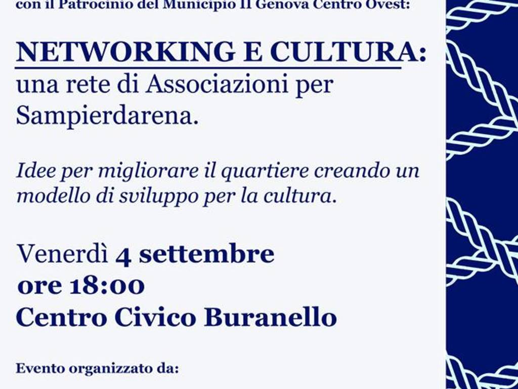 Una rete di associazioni per Sampierdarena