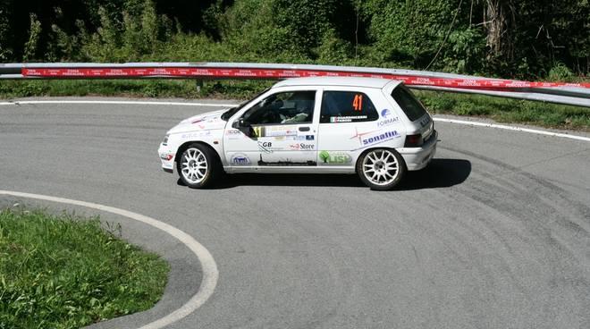 New Racing for Genova con nove equipaggi al Rallye  Sanremo