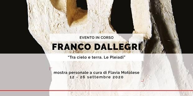 Franco Dallegri - Tra cielo e terra. Le Pleiadi