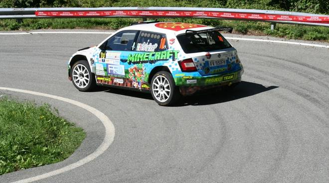 Per Davide Craviotto un Rally della Lanterna ad handicap