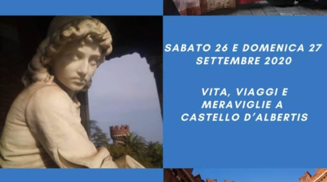 Giornate Europee del patrimonio, la Compagnia Italiana di Teatro e Danza protagonista sabato 26 e domenica 27 settembre a Castello d'Albertis con le lezioni di danze storiche