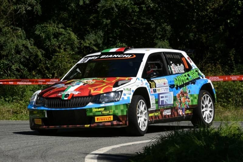 Davide Craviotto cerca conferme al Rally Sanremo Leggenda