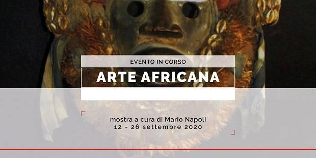 Arte Africana - a cura di Mario Napoli