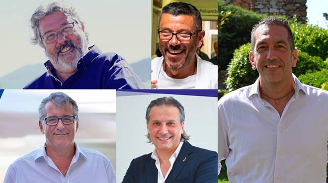 eletti Vaccarezza bozzano mai arboscello brunetto