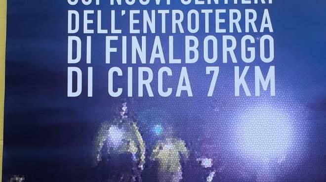 Finale Ligure Camminata Notturna sentieri 2020