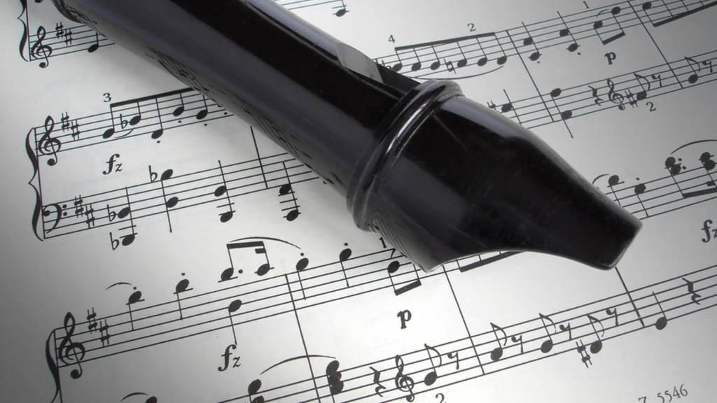 Flauto dolce strumento musicale