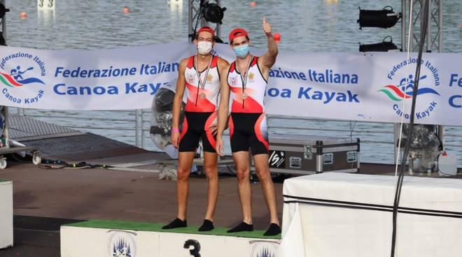 Francesco Lai e Andrea Tarditi