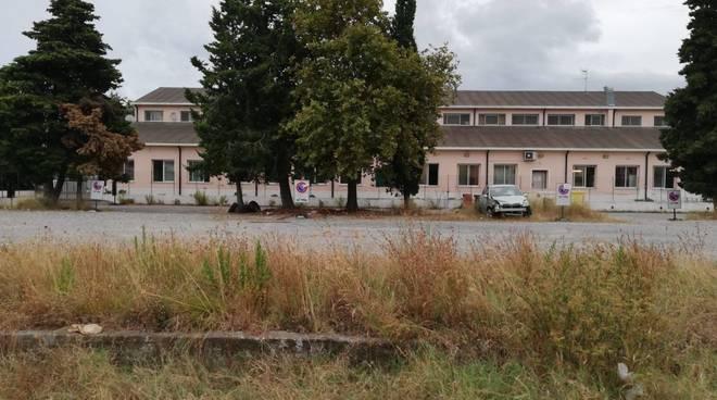 Albenga Parcheggio Campochiesa