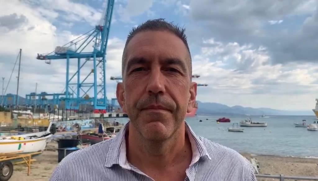 Roberto arboscello - porto di vado ligure