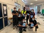 protezione civile Finale ligure - apertura scuole 2020