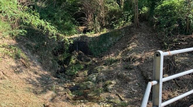 pulizia rio Mori - Rialto