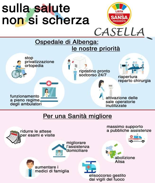 Jan Casella Sanità