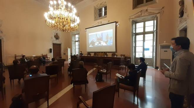Incontro De Micheli Salviamo Genova Liguria