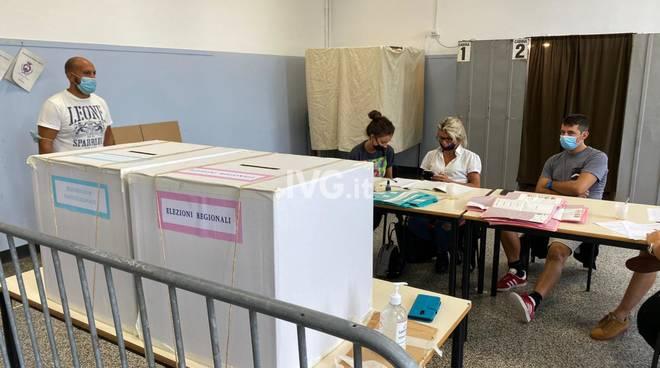 Seggio Regionali Referendum 2020