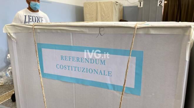 Urna Referendum 2020