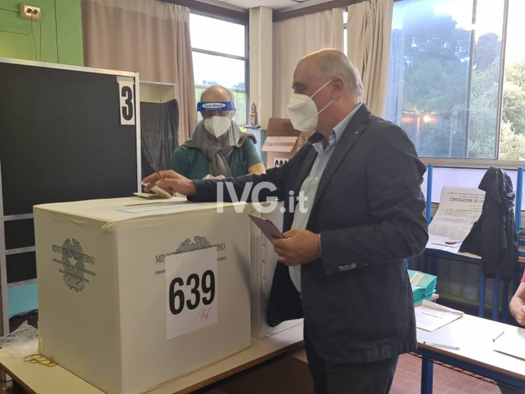 Regionali 2020 Voto Massardo