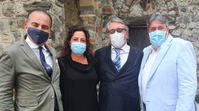 Pierangelo Olivieri, Monica Giuliano, Alessandro Bozzano, Vaccarezza