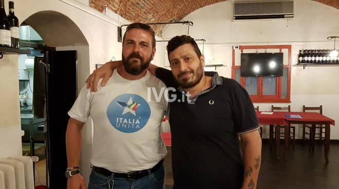 Edoardo Luparia Francesco Nappi Italia Unita