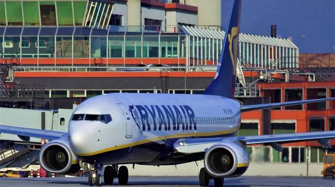 Ryanair Genova