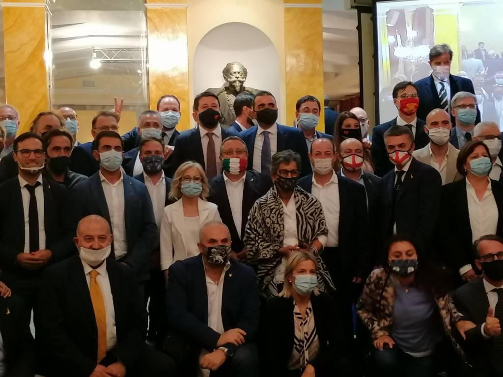 Consiglieri Regionali Lega 2020 Salvini