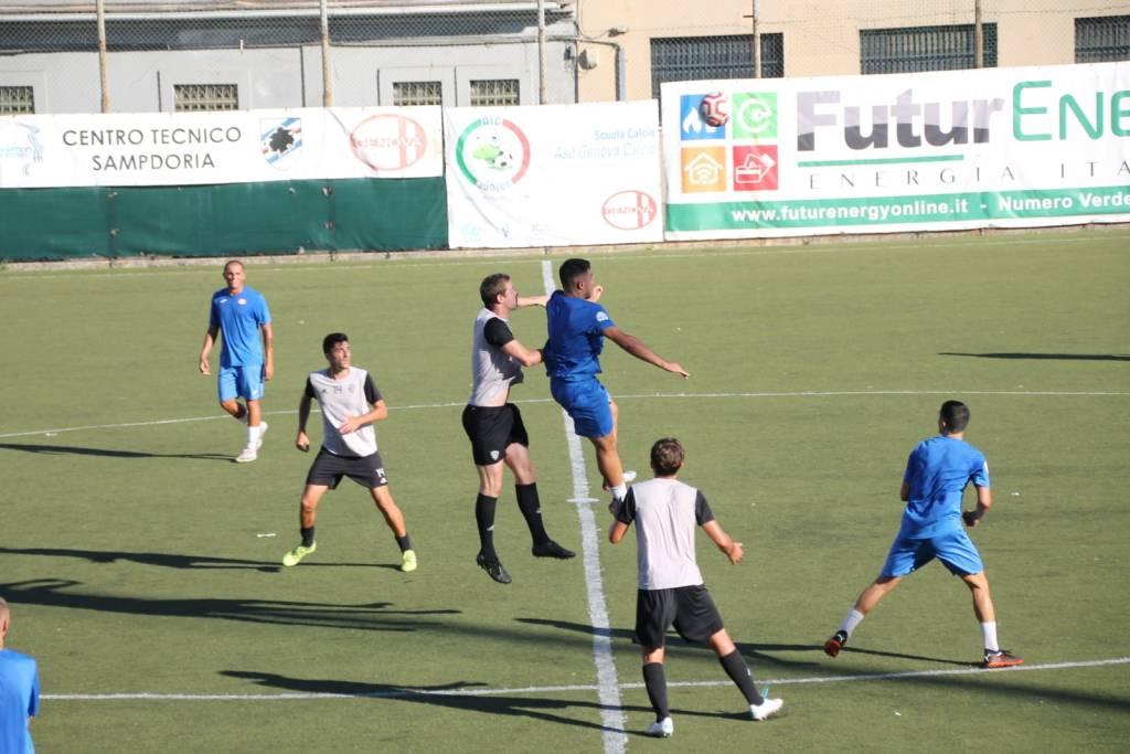 Genova Calcio e Lavagnese
