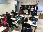 I bambini di Albenga ritornano a scuola
