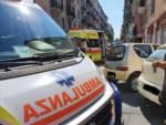 Incidente via Luigi Corsi Savona
