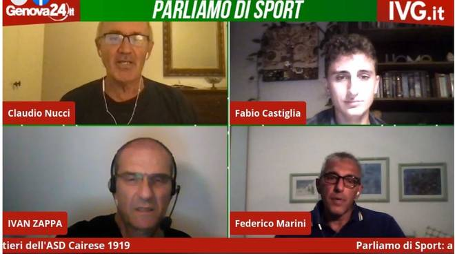 Ivan Zappa e Fabio Castiglia
