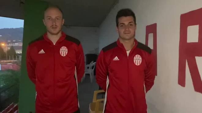 Marco Zizzini e Luca Giribaldi