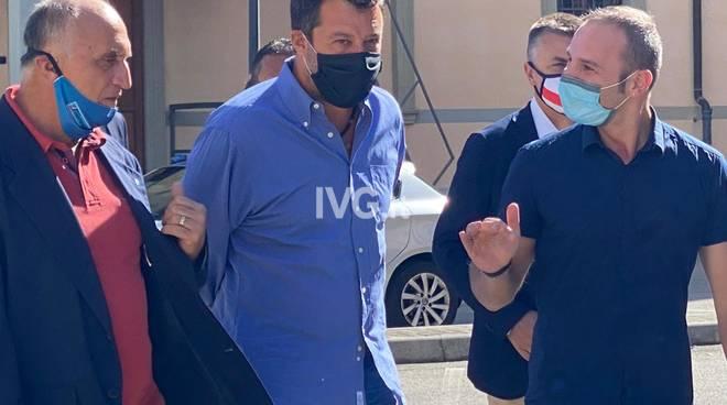 Matteo Salvini Cairo Savona