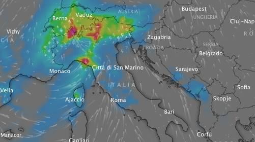 meteo, previsioni