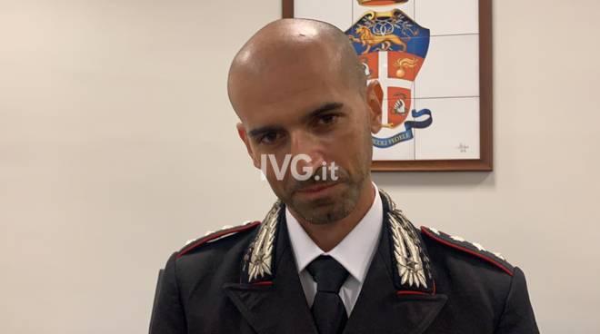 Capitano Maurizio Blasa