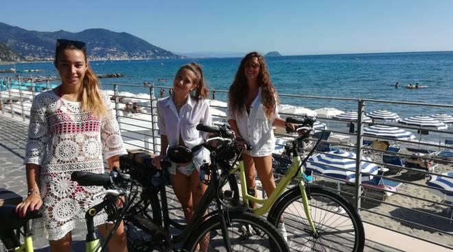 Park and Bike Laigueglia