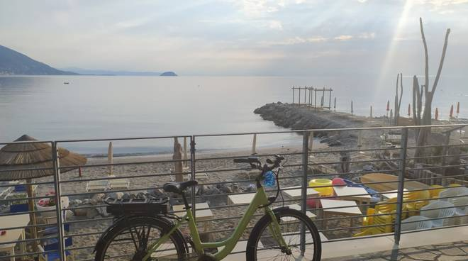 Park and Bike Laigueglia